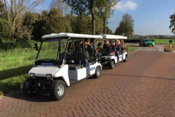 14 persoons golfkar